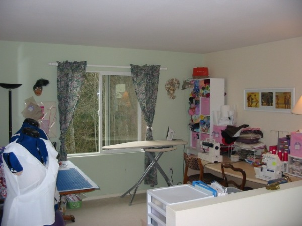 Sewing loft view 2