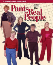 Pants for real people book cover