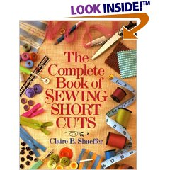 Sewing Shortcuts Book Cover